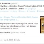 Twitter Cards Meta For WordPress Successfully Released