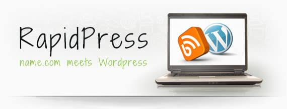 Name.com Brings RapidPress, A Kind Of Hosted All-in-One WordPress Solution 10