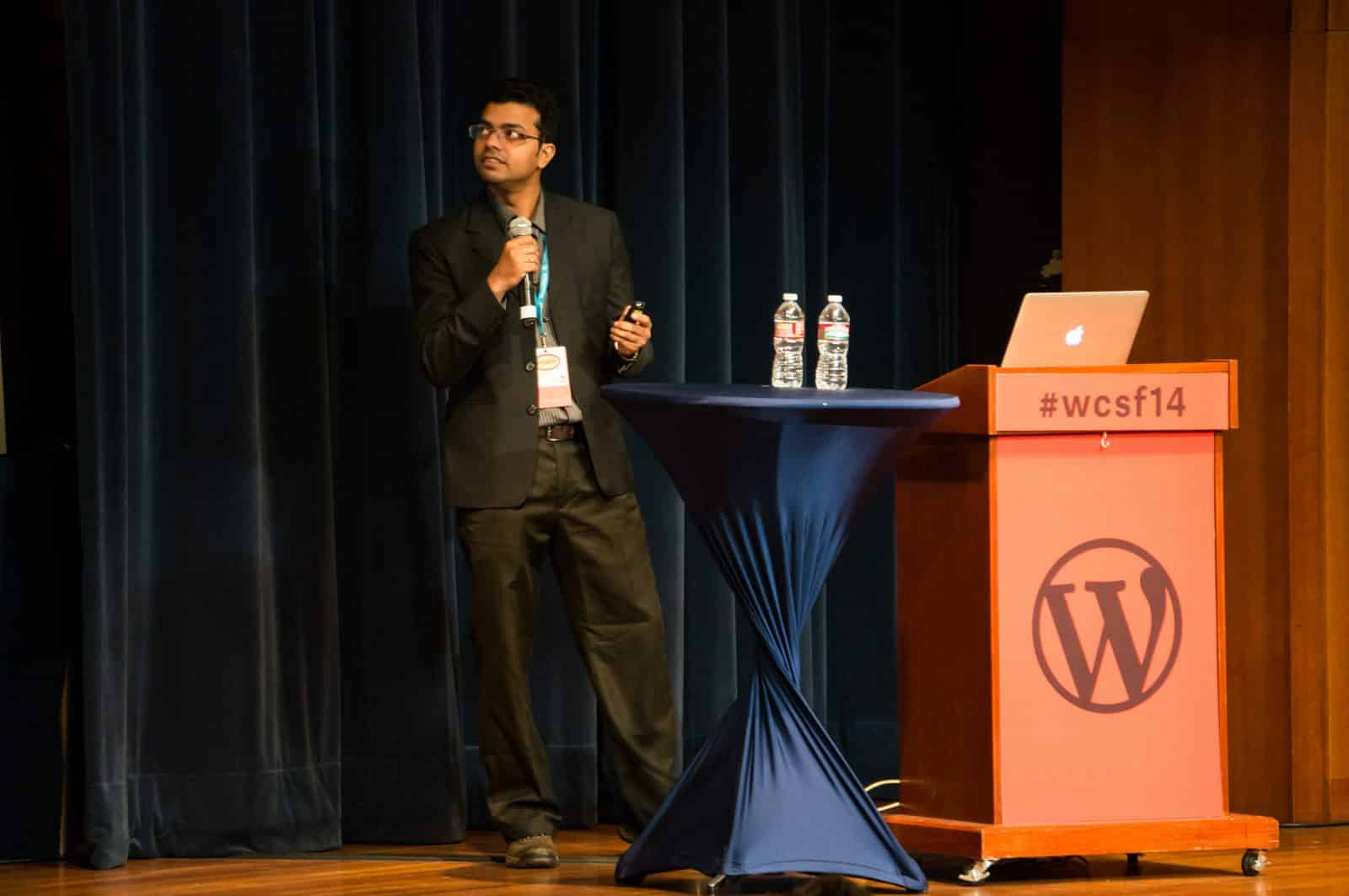 M. Asif Rahman - WordCamp San Francisco