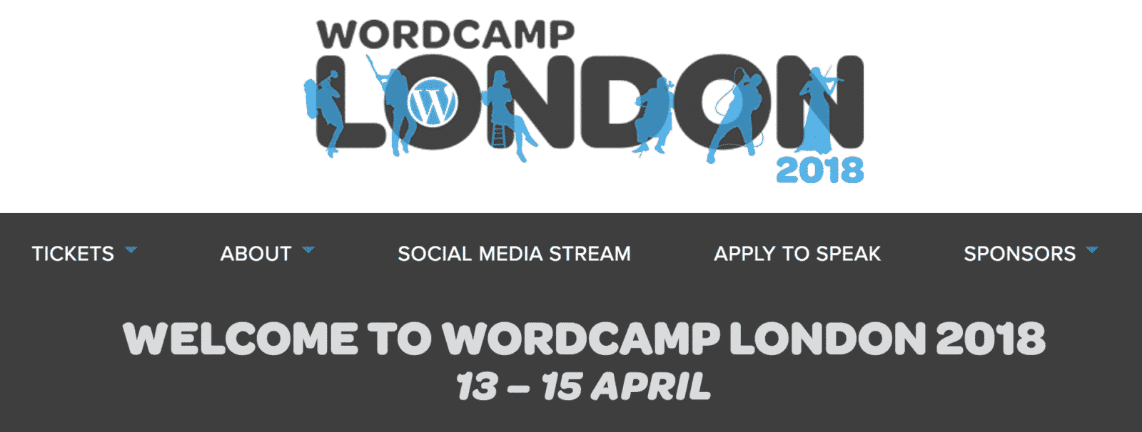 WordCamps in 2018 5