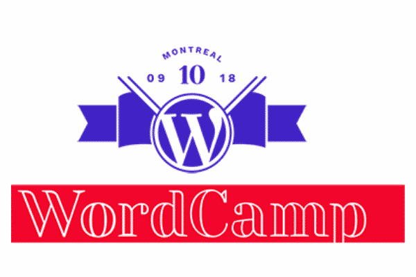 WordCamp Montreal 2018
