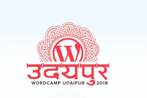 WordCamp Udaipur 2018