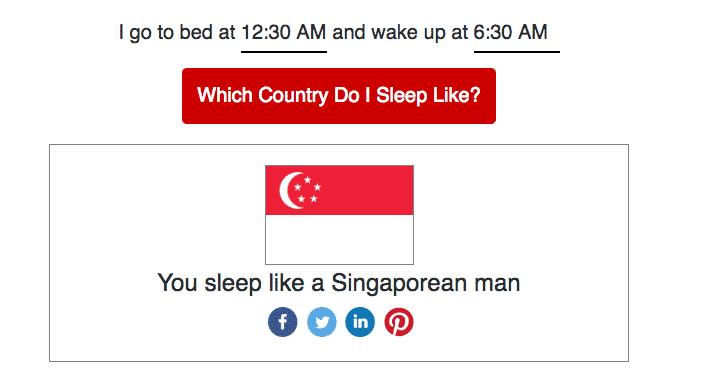 """You sleep like a Singaporean man!"" 3"