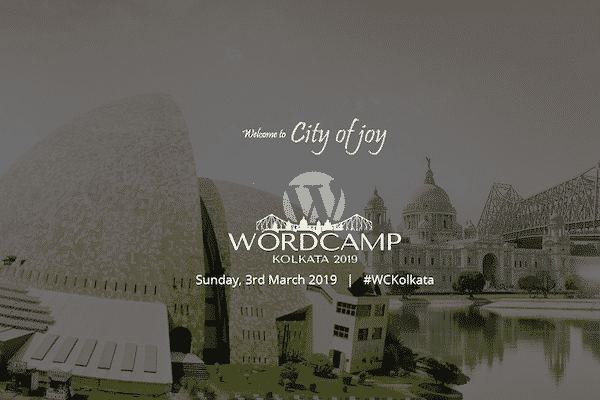 WordCamp Kolkata 2019